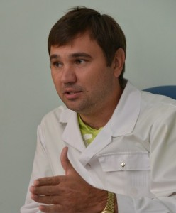 Асадуллин Азат Раилевич, врач психиатр-нарколог